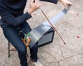 "31"" JackSaw - Electric Singing Saw by Index Drums"