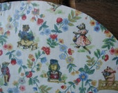 Whimsical Place Mat  - Children - Fun - One Of A Kind - Water Resistant