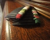 Wrapped Hair Combs (Set of 2)