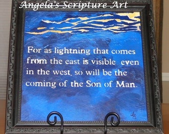 bible verse about painting the sky popular items for quote scripture on etsy 13152