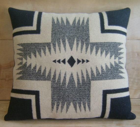 Pendleton Fabric Pillow, 17x18