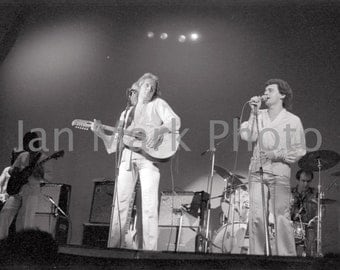 Air Supply  8X12  1977 Photo                                                 Image registered at the United States Copyright Office