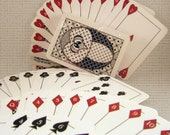 CLOSEOUT 50% OFF -- Owl -- Zentangle Inspired Artwork on Standard Playing Cards