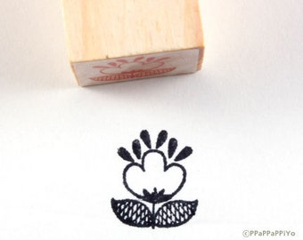 Pattern 03 Small Rubber Stamp