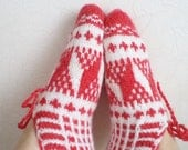 Socks Slippers Women Slippers Turkish Knitted slippers Authentic footwear Stylish foot warm Traditional Socks Black Friday Gift İdeas