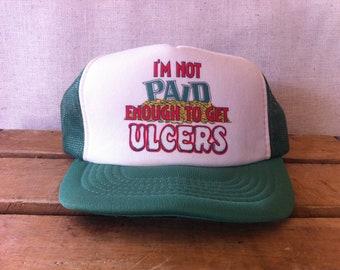 Ulcers Trucker Hat