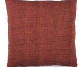 Decorative Throw Cushion Cover - 16 x 16 inches - Hand Loom Textile - Designer Cushion Cover