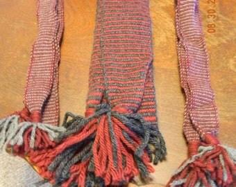 Wool sash