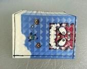 ID Holder Wallet - Mega Man 2 NES Game