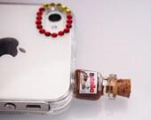 Nutella Pluggy/AntiDust Stopper for Phone/Iphone plug/Headphone Jack/ Plug