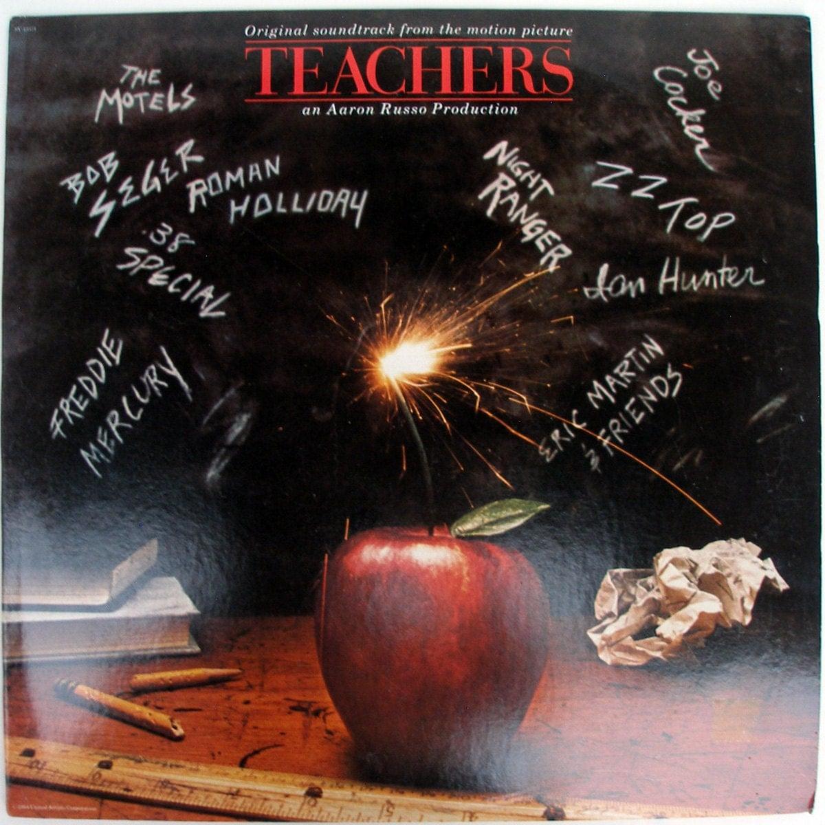 Teachers Soundtrack From The Motion Picture Sv 12371 Joe