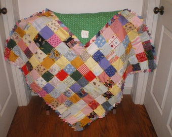 Baby boy or girl quilt-38