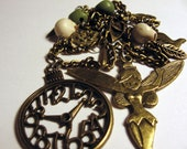 Peter Pan - Tinker Bell Elegant charm bracelet