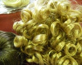 Lot of 5 Doll Wigs