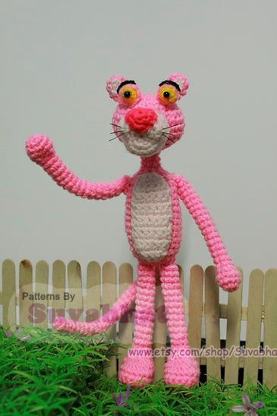 Amigurumi Free Pattern Pink Panther : 301 Moved Permanently