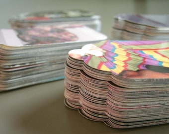 200 assorted tags gift tags photo tags 200 pieces