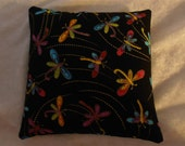 Dragon Fly Crystal Pillow