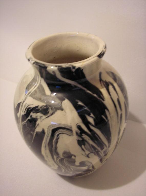 1980 Ceramic Vase  - Handmade With Mount St. Helen's Volcanic Ash