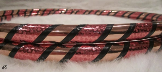 """FREE SHIPPING // Love From Mars // Collapsible Hula Hoop // Ready to Ship // 35"""" OD"""