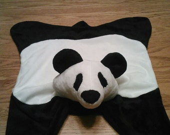 Minky Snuggle Blanket Toy, animal security blanket buddy,sculptured with animal head,Elephant,cows,dogs,frogs,giraffes,lions,panda bear