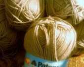 6 Skeins Paton Canadian Acrylic