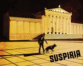 Suspiria A4 Poster Print