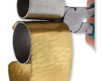 Double Cylinder Bracelet Bending Pliers 1 & 1 3/8 Inch SALE