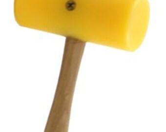 Mallet With Plastic Head 1-1/2 in. Diameter