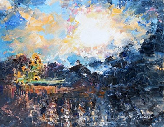 New england landscape limited edition of 50 fine art for Landscape limited