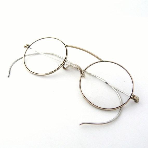 7f5012d5c64b Retro Wire Rim Glasses