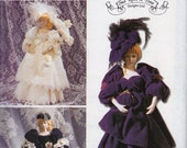 Simplicity Crafts 9712 Doll Clothes for 17 inch Decorative Doll