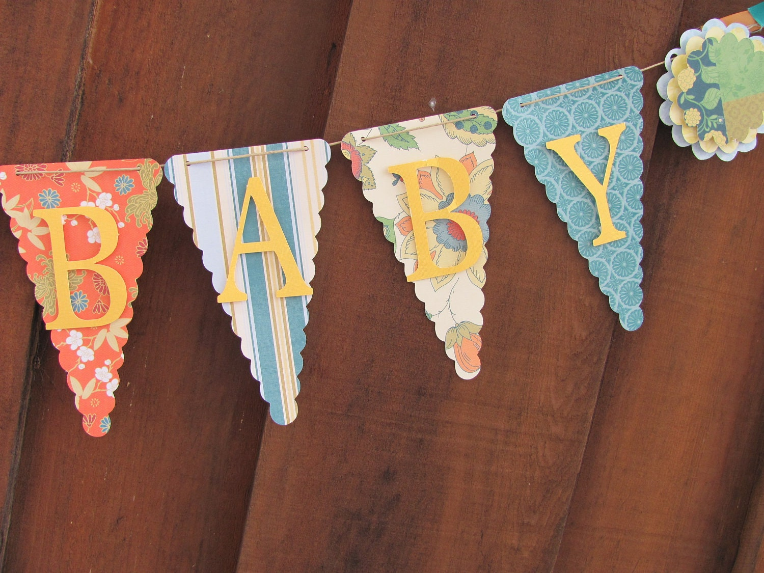 Popular items for welcome baby banner on Etsy