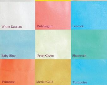 Lot of Mica Powders Randomly Chosen 3 Colors 5g Ea Color for Slime Nail Polish Acrylic Resin Makeup