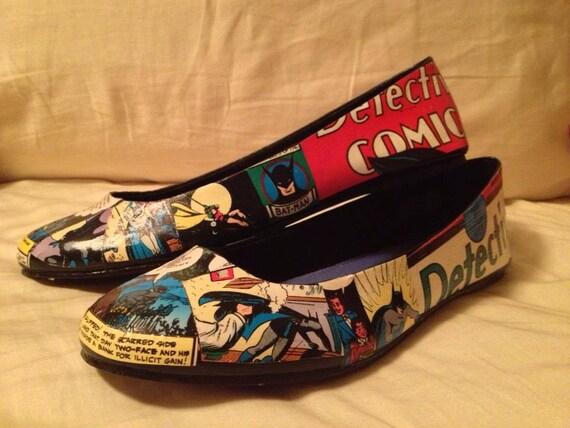 Classic Batman Comic Flats