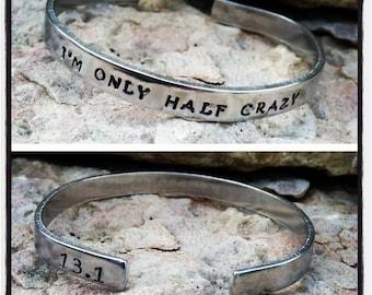 Half Marathon Bracelet