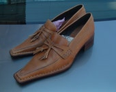 Rizzoli shoes size 36 never ware made in Italy circa 1960's