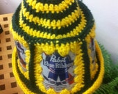 Custom color and Beer Sports Fan Hat