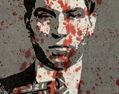 lucky luciano print - 12x18 color c-print on lustre