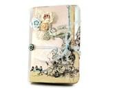 Mini File Folder, Pocket Scrapbook Album - Prima Pixie Glenn