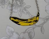 Big Banana Necklace