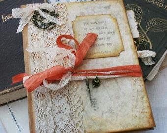 Alice in Wonderland themed Wedding Guest Book