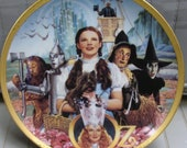WIZARD of OZ PLATE  number 10  25 dollars off