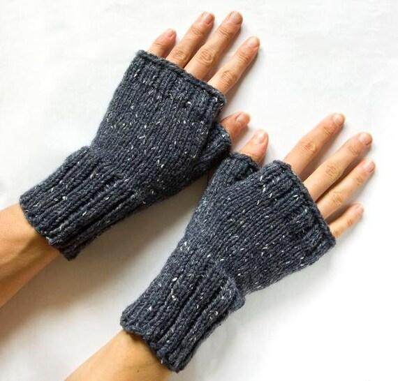 Free Knitting Patterns Fingerless Arm Warmers : Instant Download PDF Knitting Pattern - Fingerless Mittens, Fingerless Gloves...