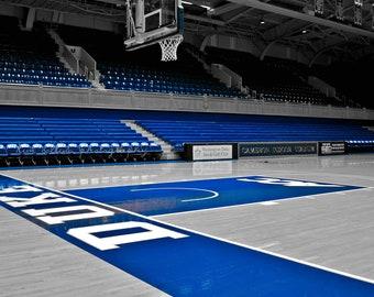 Cameron Indoor Stadium 2- Durham,North Carolina-Fine Art Photography-multiple Sizes Available,Duke Blue Devils,Duke University Basketball