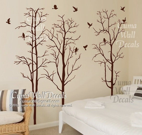 Nursery decals for walls
