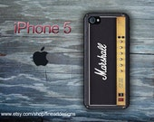 iPhone 5 case Marshall Amplifier image