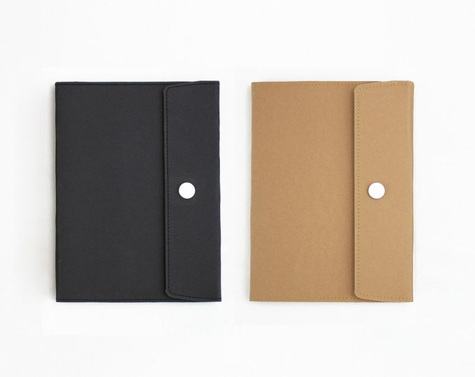 W1011 Small Washable Kraft Paper Notebook