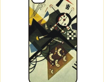 Kandinsky - On White II - iPhone / Android Case / Cover iPhone 4/4s, 5/5s, 6/ 6 Plus, Samsung Galaxy s4, s5