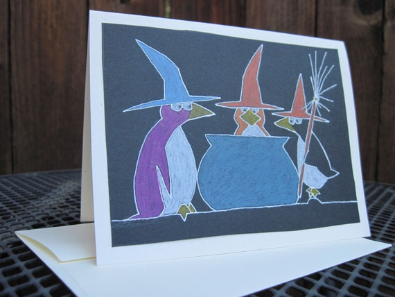 Penguin Witches