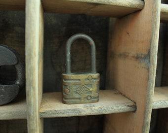 Slaymaker & Co. Padlock, No Key